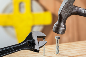 The right tool for the wrong job